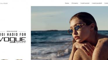 Página Web de una Óptica - Joomla
