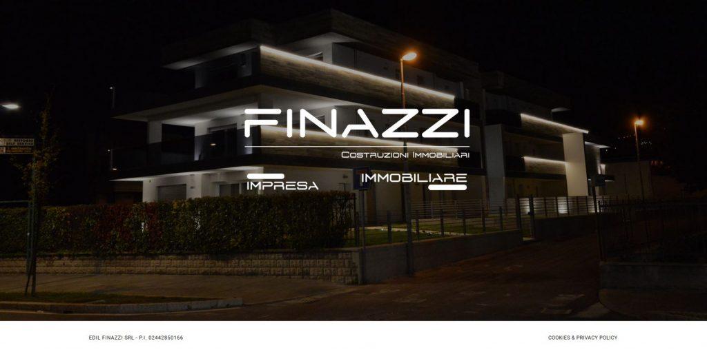 página web Finazzi